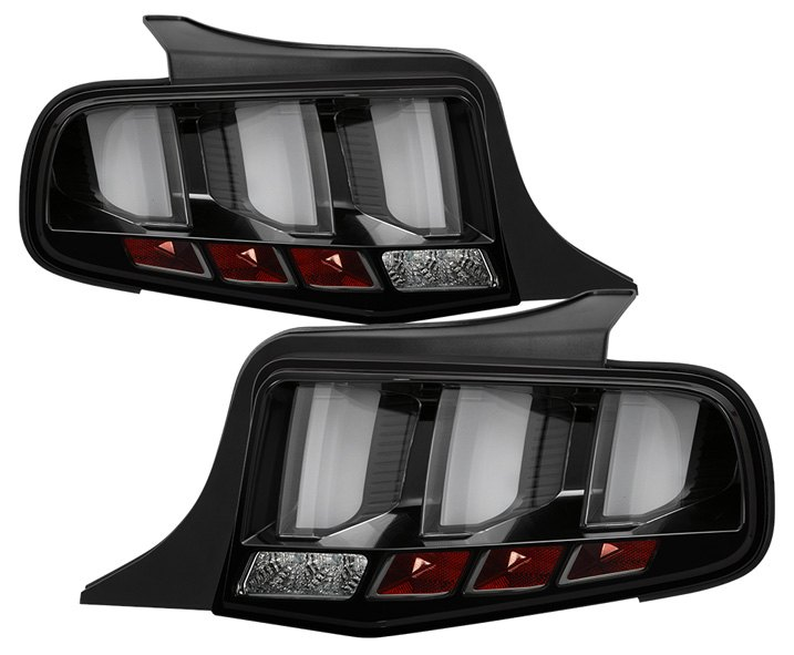 Next Addition To Spyder S S550 Inspired Line Led Tail