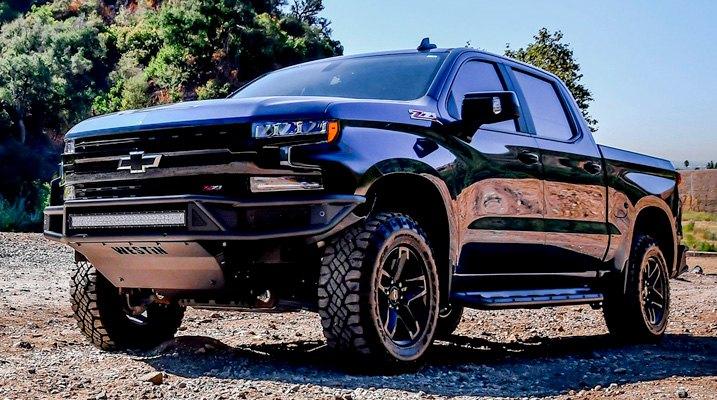 Brand New Westin Bumpers For 2019 2020 Silverado 1500 And 2500 3500 Trucks