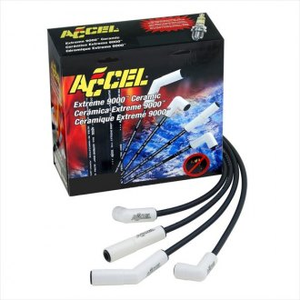 Image may not reflect your exact vehicle! ACCEL� - Spark Plug Wire Set