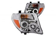 Anzo� - Chrome CCFL Halo Projector Headlights
