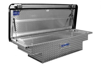 Better Built® - Quantum ATB™ Crossover Tool Box, Universal Notches to Accommodate Wheel Wells Single Lid