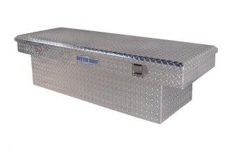 Better Built® - Crown Series Deep Crossover Tool Box Single Lid