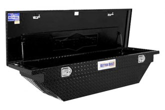 Better Built® - Crown Series Wedge Crossover Tool Box Single Lid