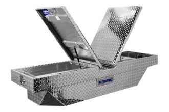 Better Built® - Crown Series Crossover Tool Box Double Lid