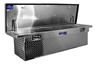 Better Built® - Special Edition Crown Series Low Profile Deep Crossover Tool Box Single Lid