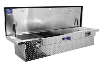 Better Built® - Special Edition Crown Series Low Profile Crossover Tool Box Single Lid