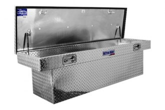 Better Built® - Special Edition Crown Series Deep Crossover Tool Box Single Lid