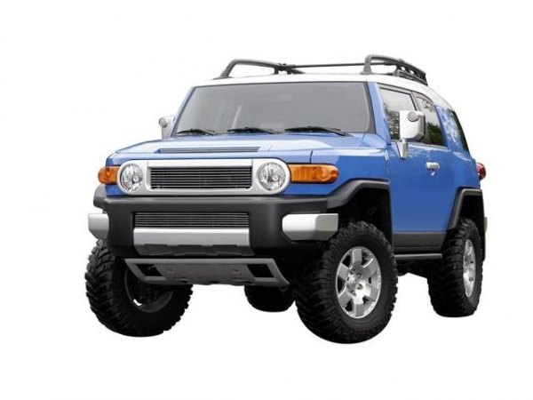 Carriage works toyota fj cruiser 2007 2012 43362 bumper for Garage toyota valence