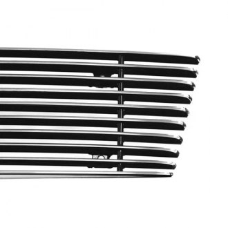 Image may not reflect your exact vehicle! Carriage Works® - Polished Billet Main Grille