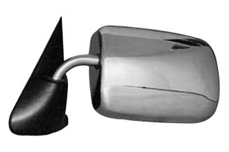 CIPA® - Original Style Chrome with Black Base Replacement Mirror