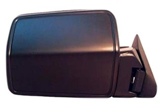 CIPA® - Original Style Passenger Side Black Replacement Mirror