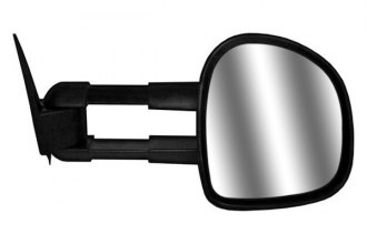 CIPA® - Magna Passenger Side Black Towing Mirror