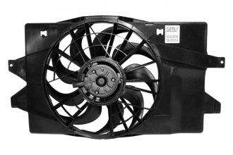 Crown® - Radiator/Cooling Fan Kit