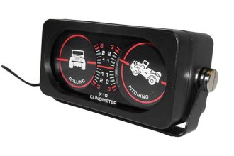 Crown® - Clinometer Gauge