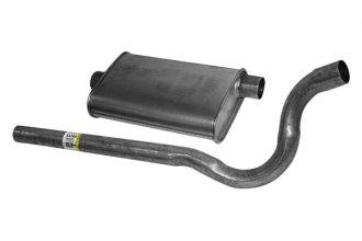 Crown® - Muffler - Tailpipe Kit