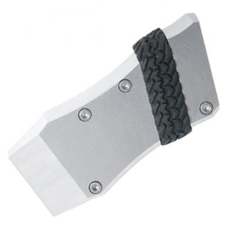 Drake Off Road® - Brushed Billet Aluminum Parking Brake Handle Cover