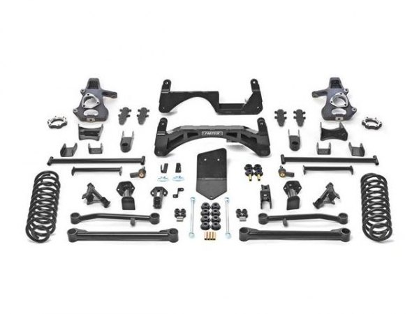 Fabtech® - Lift Kit-Suspension w/Shock