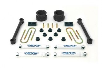 Fabtech® - Lift Kit with Shocks