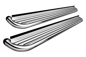 ICI® - Stainless Steel Wheel to Wheel Running Boards