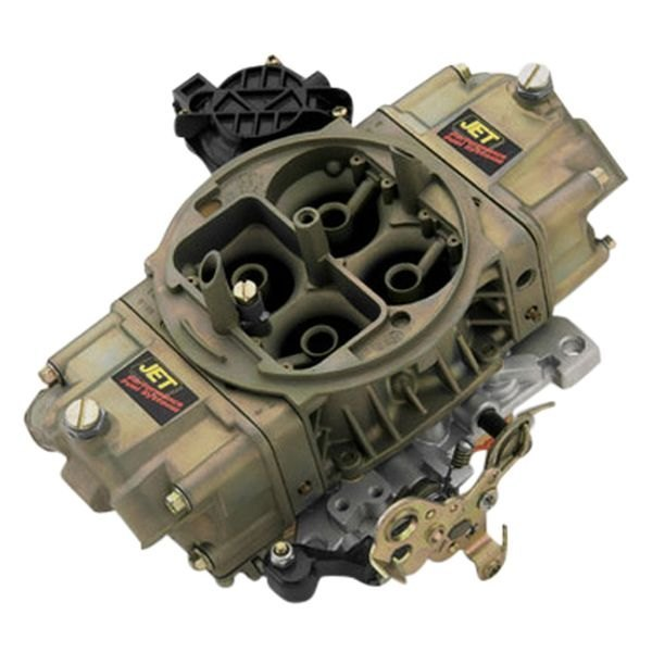 JET® - Holley 4BBL Vacuum Secondary Carburetor