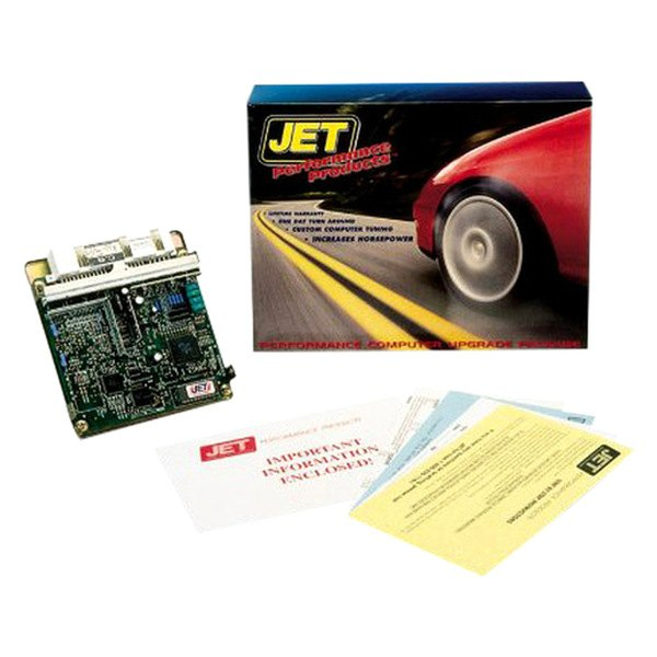 Image may not reflect your exact vehicle! JET® - Import ECU Upgrade Kit
