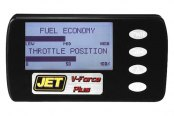 Image may not reflect your exact vehicle! JET® - V-Force Plus Performance Programmer