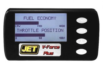 JET® - V-Force Plus Dynamic Spectrum Tuner
