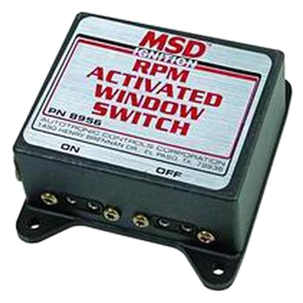 MSD® - RPM Switch