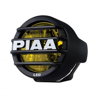 "PIAA® - LP530 3.5"" Round Ion Yellow LED Fog Lights"