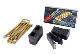 ProRYDE® - Suspension Block and U-Bolt Kit