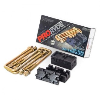 ProRYDE® - SuperBLOK™ Rear Lift Block Kit - Tapered