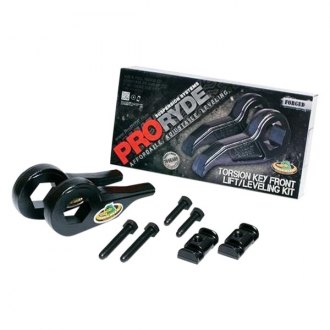 "ProRYDE® - 0""-2.5"" Duck Head™ Front Leveling Torsion Key Kit"
