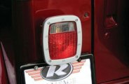 Rampage® - Tail Light Bezel