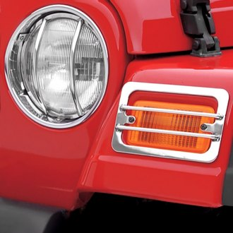 Rampage® - Euro Front Light Guard Kit