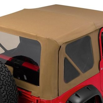Rampage® - Complete Soft Top