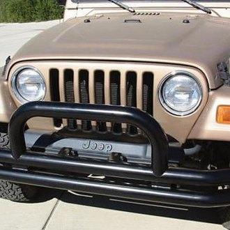 Rampage® - Double Tube Front Bumper