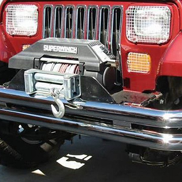 Rampage® - Double Tube Front/Rear Bumper