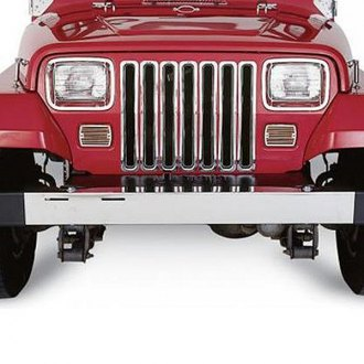Rampage® - Chrome Grille Insert