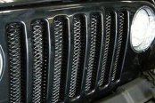 Rampage® - Black Grille Insert