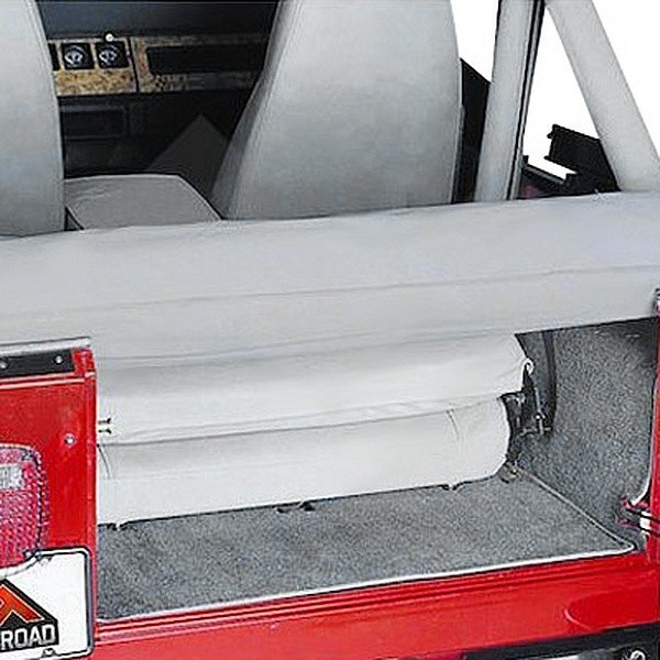 Image may not reflect your exact vehicle! Rampage® - Spice Soft-Top Storage Boot