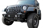 Rampage® - Recovery Textured Black Mass-Articulation Front Bumper