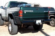 Ranch Hand® - Rear Bumper
