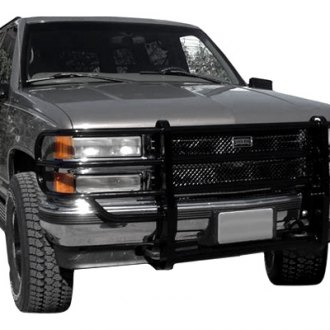 Ranch Hand® - Legend Series Black Powdercoat Grille Guard