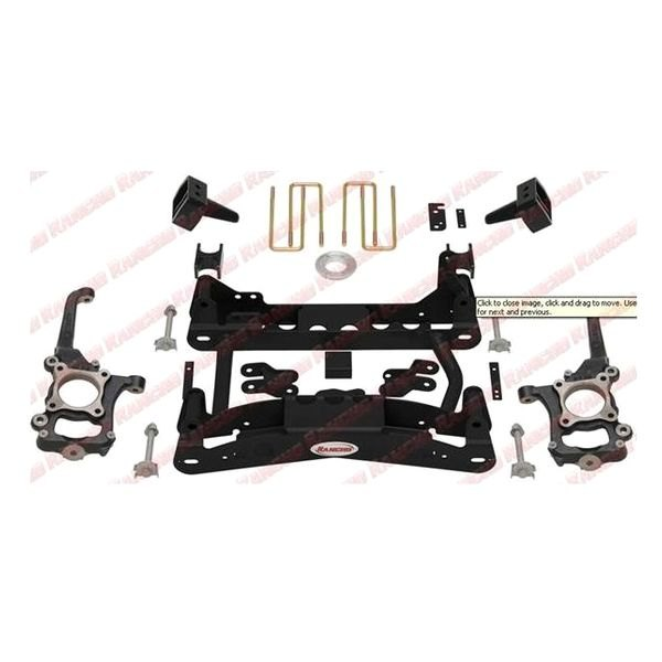 Rancho® - Lift Kit-Suspension