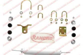 Rancho® - Steering Damper Kit