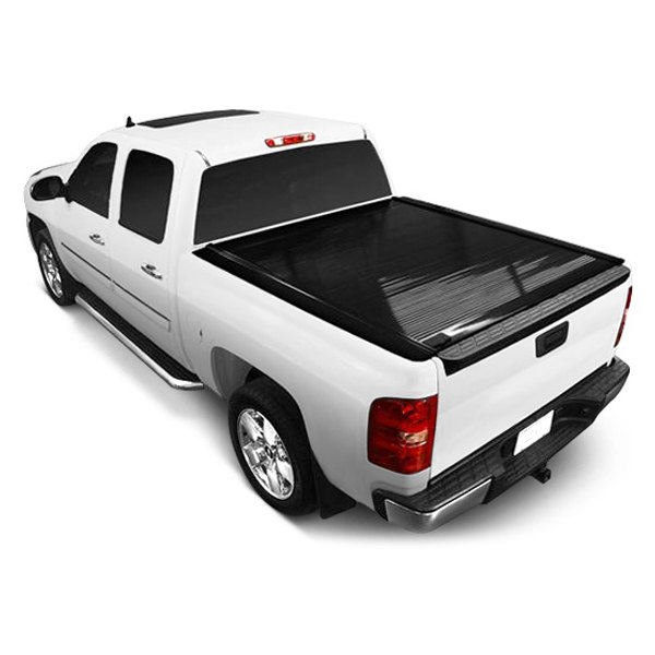Image may not reflect your exact vehicle! Retrax® - RetraxONE™ Retractable Tonneau Cover
