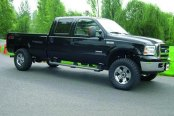 Image may not reflect your exact vehicle! Revtek® - Lift Kit-Suspension