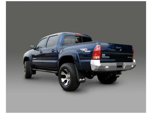 Image may not reflect your exact vehicle! Road Armor® - Rear Bumper