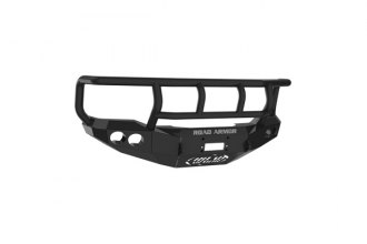 Road Armor® - Front Bumper with Titan II Brush Guard