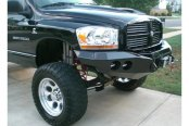 Image may not reflect your exact vehicle! Road Armor® - Front Bumper